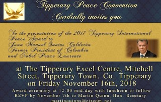 Tipperary Peace Awards
