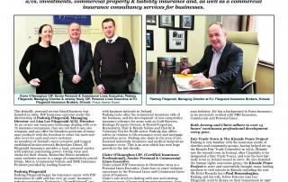 PJF Insurance Brokers Cork
